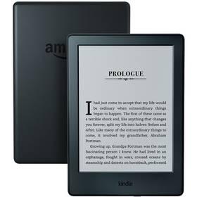 Amazon Kindle 8 TOUCH Wi-Fi verze s reklamou (EBKAM1147) černá + Doprava zdarma
