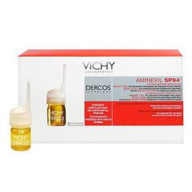 Ampulky proti vypadávání vlasů pro ženy s Aminexilem 12 x 6 ml