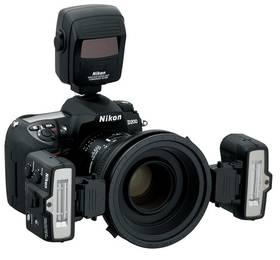 Nikon SB-R1C1 MAKRO ZÁBLESKOVÝ KIT (s SU-800) (1x SU-800, 2x SB-R200, 1x SX-1, 2x SW-11, 5x SY-1,