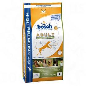 Bosch Adult Drubez 15 kg, pro dospělé psy