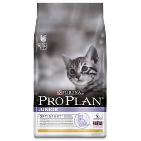Purina Pro Plan Cat Junior Chicken 10 kg + Antiparazitní obojek za zvýhodněnou cenu + Doprava zdarma