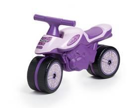 FALK motorka fialové/plast