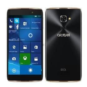 ALCATEL IDOL 4 PRO 6077X Single SIM (6077X-2BALE17) zlatý Software F-Secure SAFE 6 měsíců pro 3 zařízení (zdarma) + Doprava zdarma