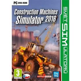 CENEGA PC Construction Machines Simulator 2016 (374064)