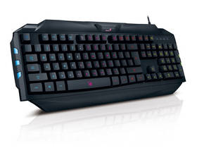 Genius GX Gaming K5, CZ/SK (31310469105) čierna