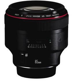 Canon EF 85mm f/1.2L II USM (1056B008AA) černý + Doprava zdarma