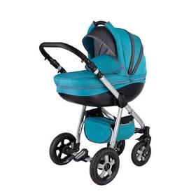 Kočík kombinovaný Baby Sky 2v1 Deimos 2016, blue modrý
