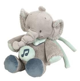 Nattou Jack, Jules & Nestor, sloník Jack plyšová