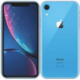 Telefon komórkowy Apple iPhone XR 64 GB - blue (MRYA2CN/A)