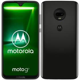 Motorola moto g7 (PADY0011RO) černý (Zboží vrácené ve 14 denní lhůtě, servisované 8800551243)