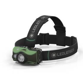 LEDLENSER MH8 (500951) zelená