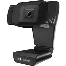 Sandberg Webcam Saver (333-95) čierna