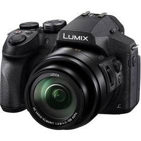 Panasonic Lumix DMC-FZ300EP-K černý + Doprava zdarma