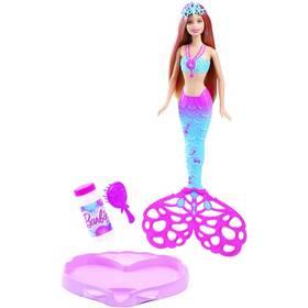 Barbie Mattel bublinková mořská panna