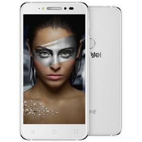 ALCATEL SHINE LITE 5080X - full white (5080X-2DALE17) stříbrný Software F-Secure SAFE 6 měsíců pro 3 zařízení (zdarma) + Doprava zdarma