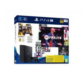 Sony PlayStation 4 Pro 1 TB + FIFA 21 + 2x ovladač (PS719835226)