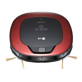 LG HomBot Square 3.0 VR62601LVM červený + Doprava zdarma