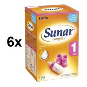 Sunar Complex 1, 600g x 6ks