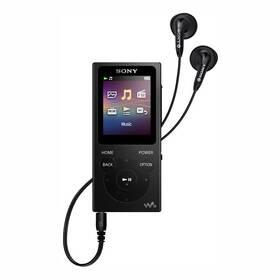 Sony NW-E394B černý + Doprava zdarma