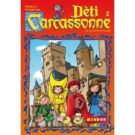 Mindok Carcassonne děti