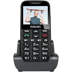 Evolveo EVOLVEO EasyPhone XD pro seniory (EP-600-XDB) černý