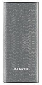 ADATA P10000 10000mAh (AP10000-DUSB-CGY) sivá