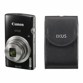 Canon IXUS 185 + orig.pouzdro černý