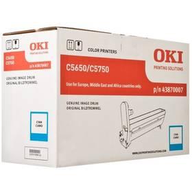 OKI C5650/5750, 20000 stran (43870007) modrý