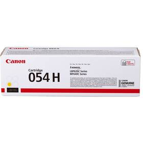 Canon CRG 054 H, 2300 stran (3025C002) žlutý