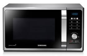 Samsung Muse3 MG23F301TAS/EO černá/stříbrná + Doprava zdarma