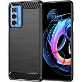 WG Carbon na Motorola Edge 20 Pro 5G (9828) čierny
