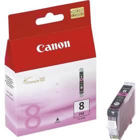 Canon CLI-8PM, 450 stran - originální (0625B001) červená