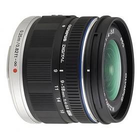 Olympus ED 9-18mm, F4.0-5.6 černý + Doprava zdarma