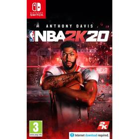 2K Games Nintendo SWITCH NBA 2K20 (5026555067720)