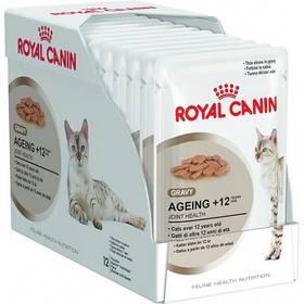 Royal Canin Ageing +12 v želé 12 x 85g