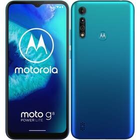 Motorola Moto G8 Power Lite - Arctic Blue (PAJC0026PL)