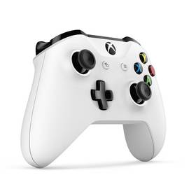 Gamepad Microsoft Xbox One Wireless (TF5-00003) biely