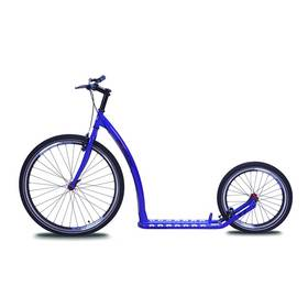 Olpran A7 modrá + Reflexní sada 2 SportTeam (pásek, přívěsek, samolepky) - zelené v hodnotě 58 Kč + Doprava zdarma