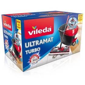 Vileda Easy Wring Ultramat Turbo (158632) Čistící prostředek Ajax na podlahy (zdarma)