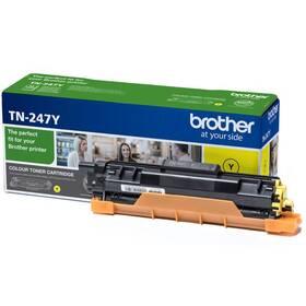 Brother TN-247Y, 2300 stran (TN247Y) žlutý