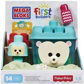 Stavebnica Mega Bloks First Builders ježkova schovka