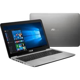 Asus U555UB-FI147T (U555UB-FI147T) šedý + Software Microsoft Office 2016 CZ pro domácnosti v hodnotě 3 299 KčSoftware F-Secure SAFE 6 měsíců pro 3 zařízení (zdarma) + Doprava zdarma