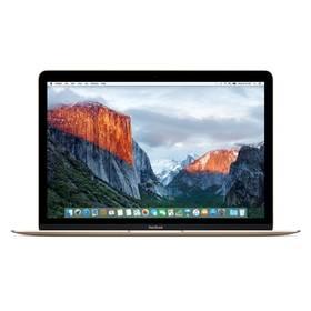 Apple Macbook 12 - gold (MLHF2CZ/A) + Doprava zdarma