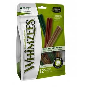 Whimzees Dental Stix M 12+2ks