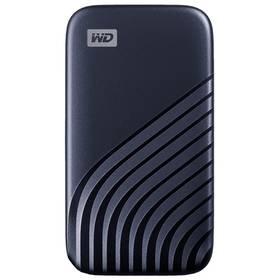 Western Digital My Passport SSD 2TB (WDBAGF0020BBL-WESN) modrý