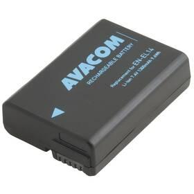 Avacom Nikon EN-EL14, EN-EL14a, EN-EL14e Li-Ion 7.4V 1300mAh 9.6Wh (DINI-EL14-B1300)