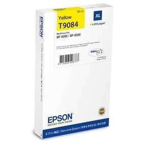 Epson T9084 XL, 4000 stran (C13T908440) žlutá