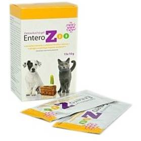 Entero ZOO Entero ZOO detoxikační gel 15x10g