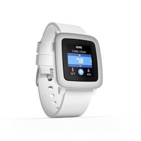 Pebble Time Smartwatch (501-00021) bílá Dooble KIDS ADC Blacfire (zdarma) + Doprava zdarma