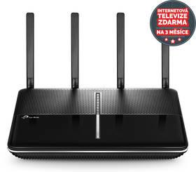 TP-Link Archer C3150 + IP TV na 3 měsíce ZDARMA (Archer C3150) černý + Doprava zdarma
